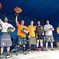 Les résultats des highland games de luzarches
