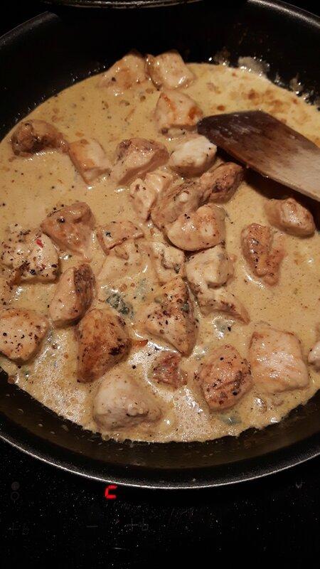 poulet casserole