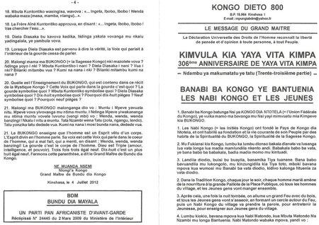 KONGO DIETO 800 a