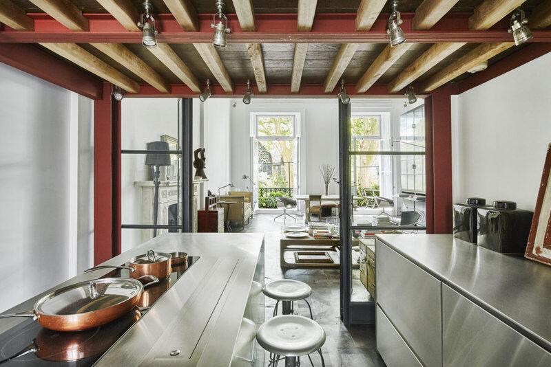 Bay Area home of designer Nicole Hollis photos by Douglas Friedman USA (7)