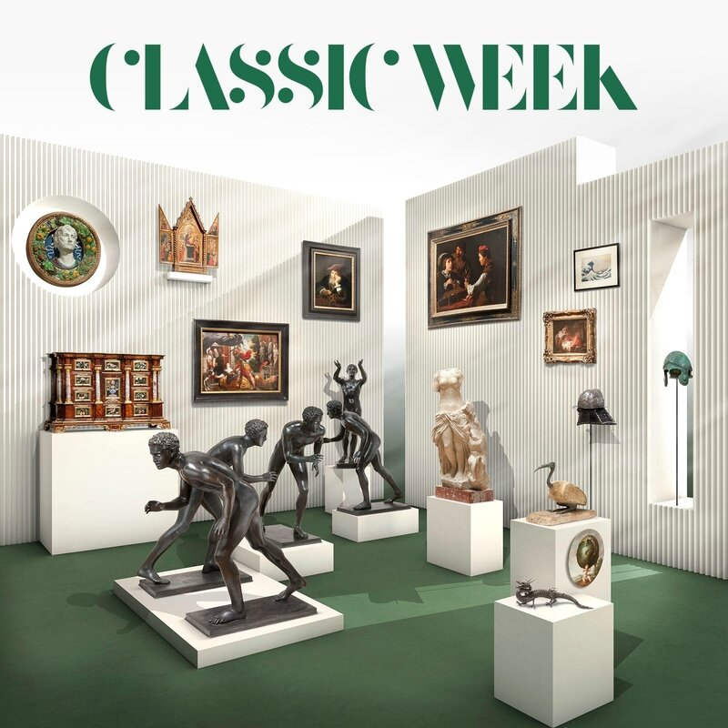 4f954bb668af Christie's announces highlights from its Classic Week in New York ...