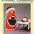 Mother christmas - wooly wotnots - anne carol creations