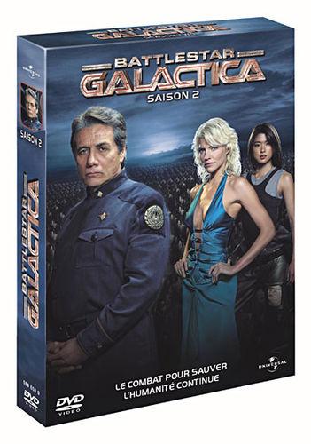 Battlestar Galactica - Saison 2 [-]