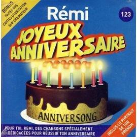 Joyeux-Anniversaire-Remi-Anniversong-CD-Album-847411873_ML