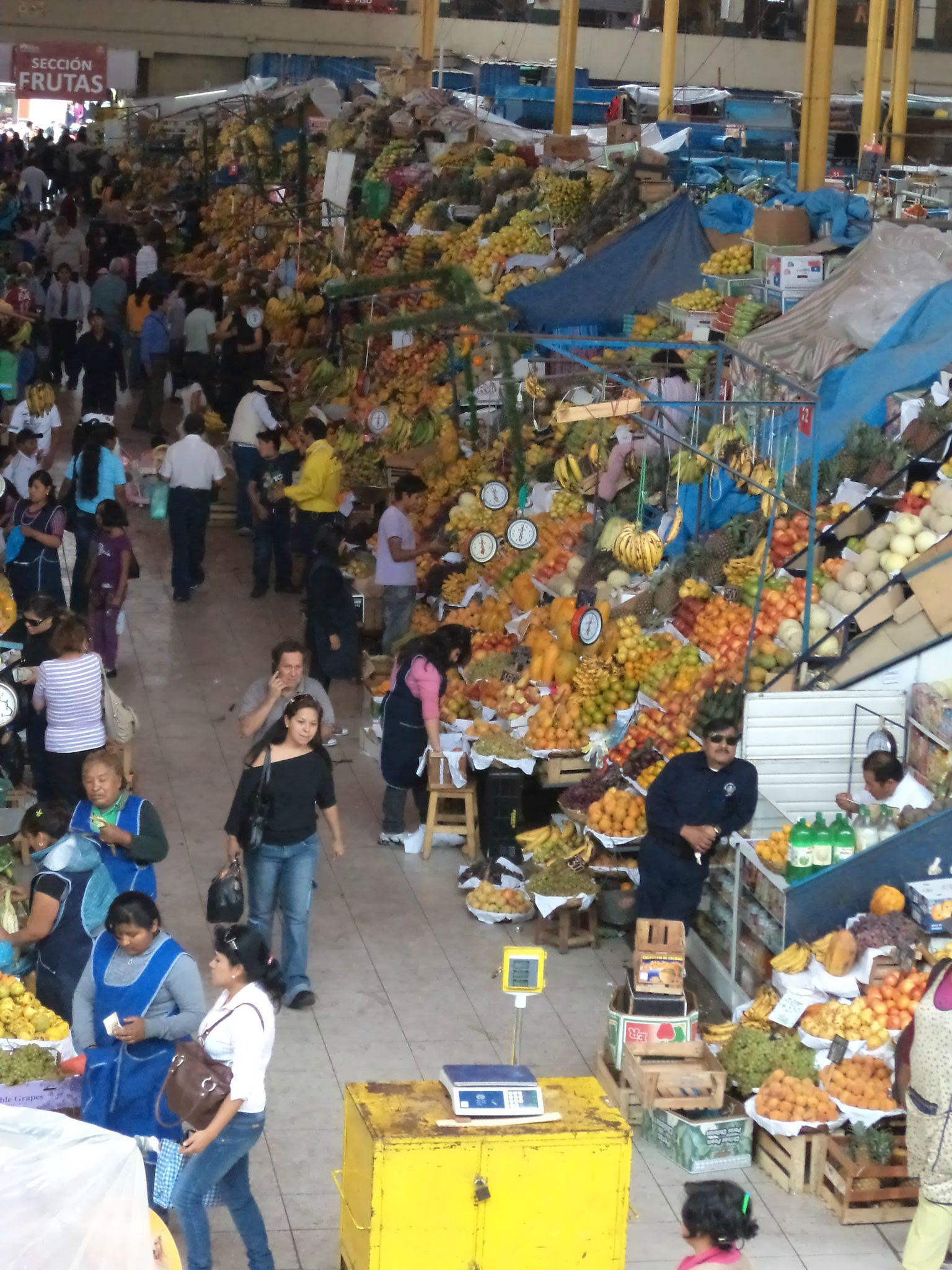 Arequipa : marché