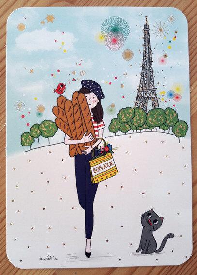 ameliebiggslaffaiteur_carte_paris_parisienne_baguettes