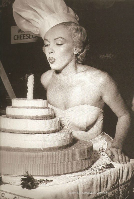 Happy Birthday Miss Monroe Crazy For You