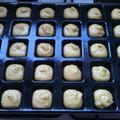 Moelleux pistache cerises de christophe felder