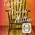 The twelve tribes of hattie - ayana mathis (2013)
