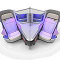Project blue sky : des sièges plus propres avec traitement uv intégré