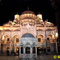 Nouvelle mosquee d'istanbul