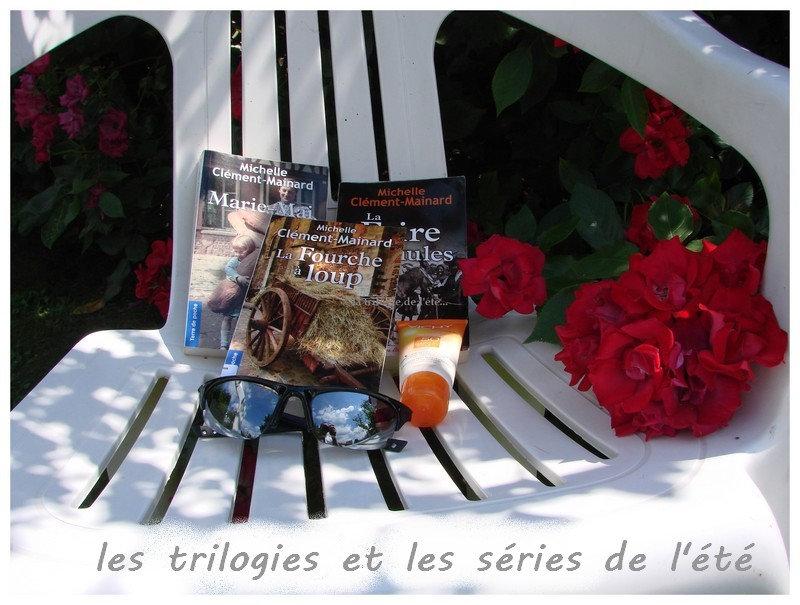 trilogie de l'été