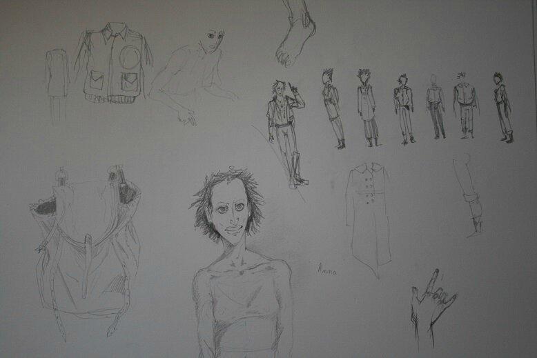 carnet 4 exercice de recherche de personnages Pivaut (3)