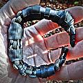 Bracelet fil rouge amour