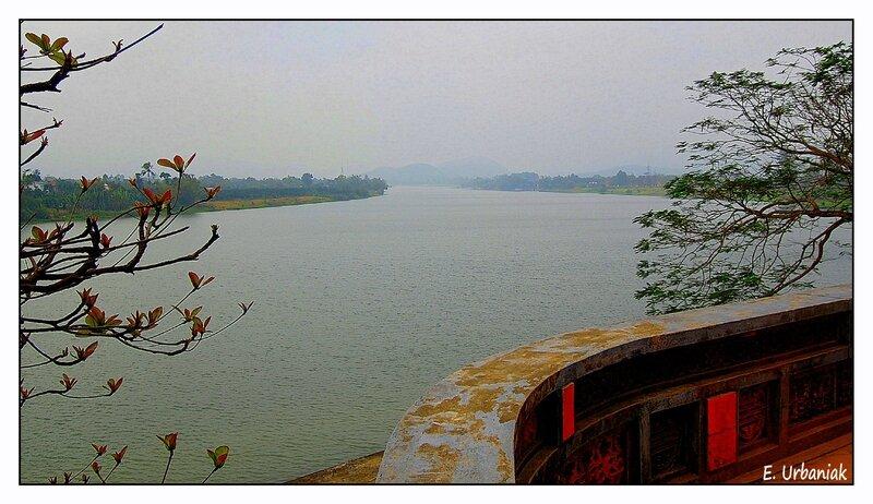 la rivière des parfums Vietnam