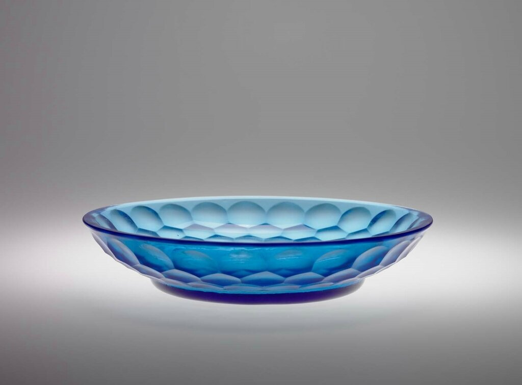 Plate, Qing dynasty, Qianlong mark and period (1736–95)