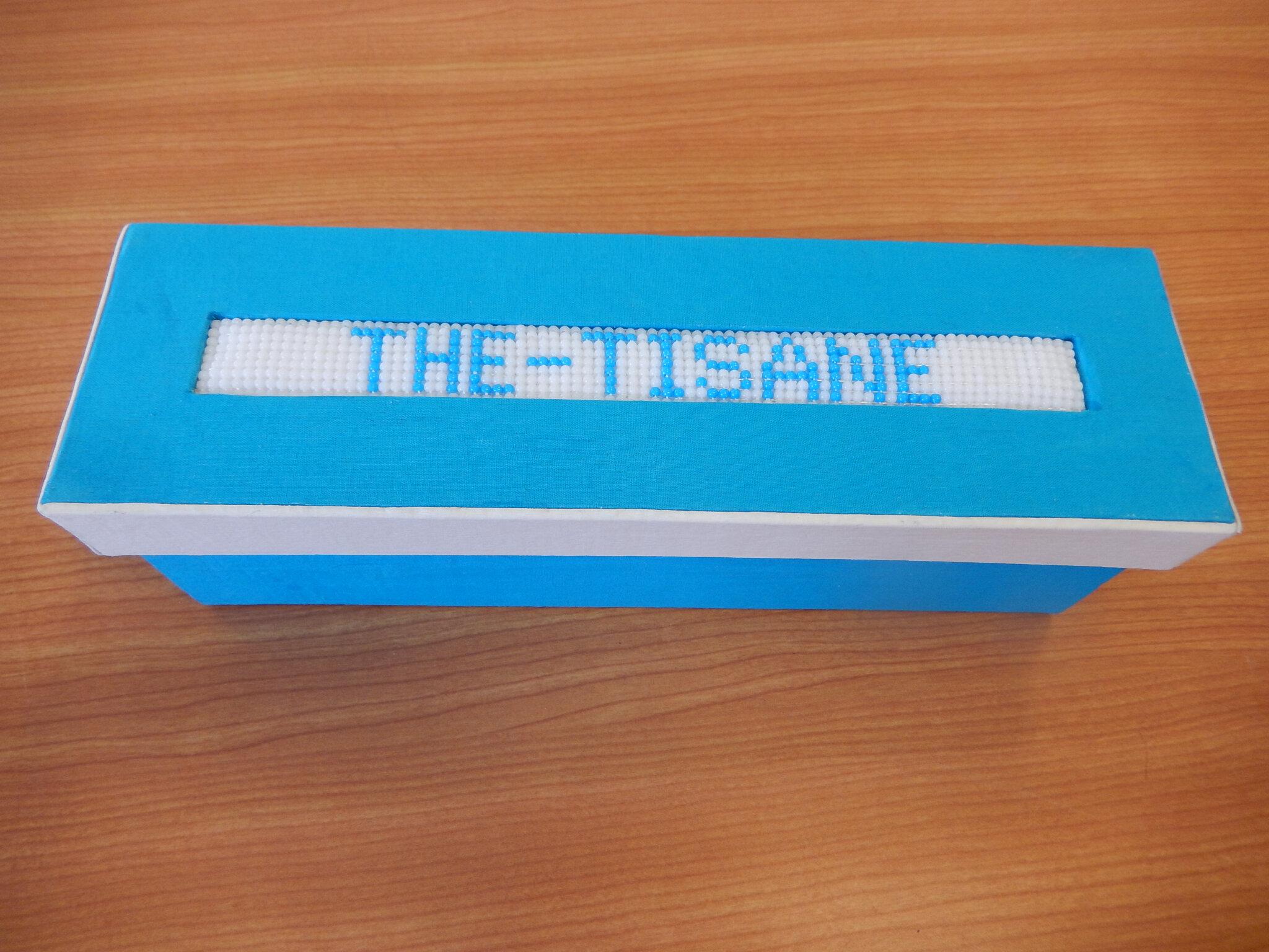 Cartonnage : nos boites à Thé