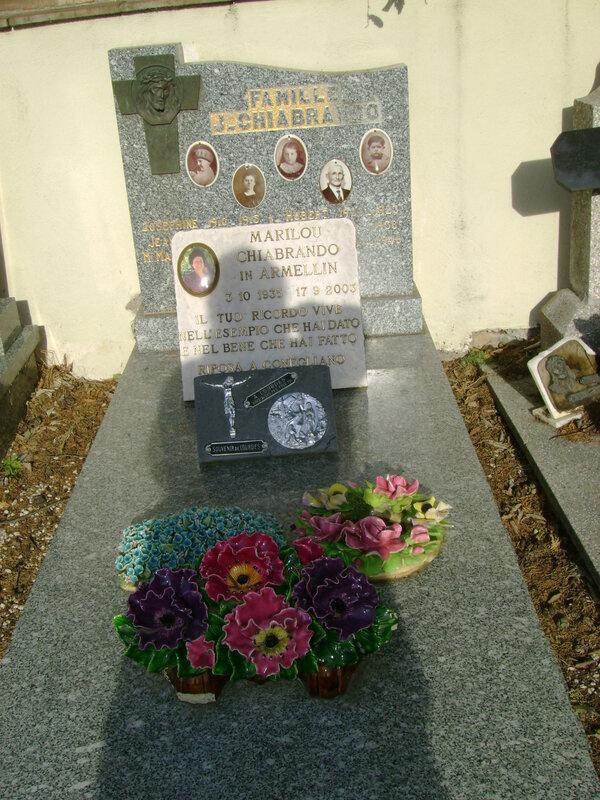 32 - Tombe de la famille Chiabrando