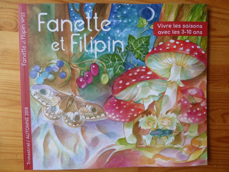 Fanette et Filipin 22 couv
