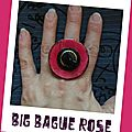 Big Bague Rose (B138)
