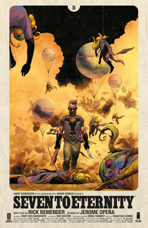 seven to eternity 11