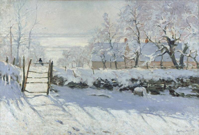 1869, La pie
