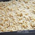 sablé pistache