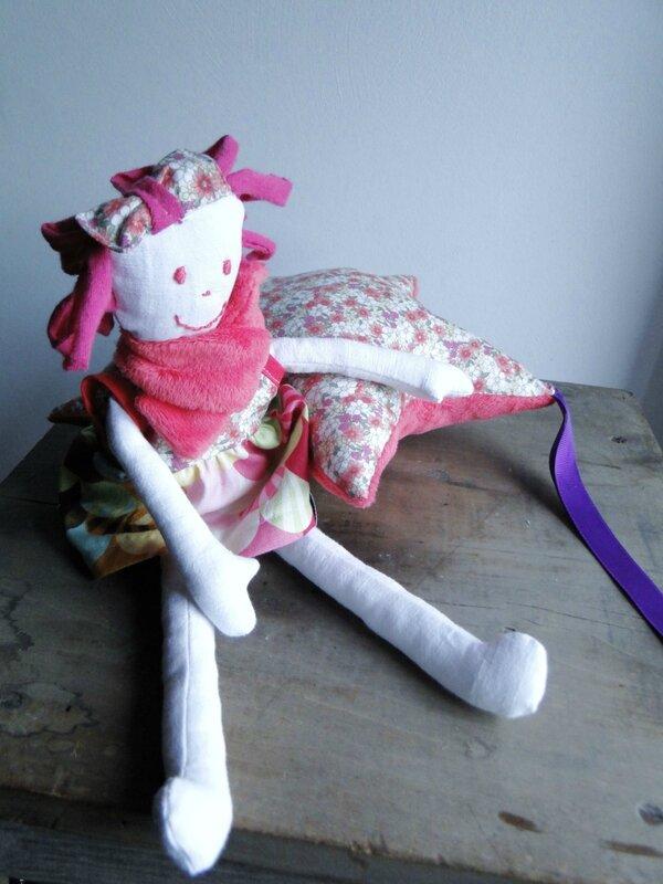 poupée et étoile Les Bêtes de Céline