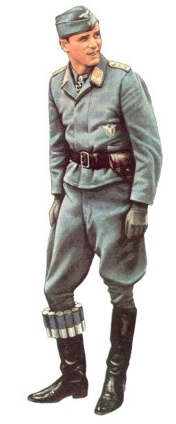 Capitaine de la Luftwaff