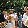 Thé d'au-revoir - 06/06/2013