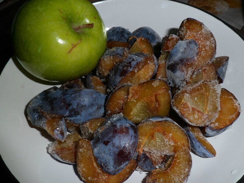 Compote prunes-pomme 2