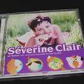 Album - séverine clair , en bonus ; les versions karaoké et les textes -