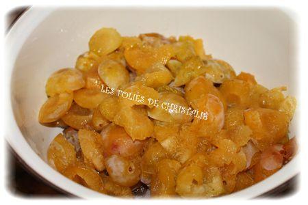 Confiture de prunes 2