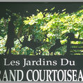JARDINS DU GRAND COURTOISEAU (45)