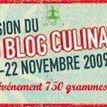 Salon du blog culinaire de soissons