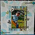 Scrapbooking day - page 3