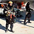 Une centaine de djihadistes français ont été signalés en syrie
