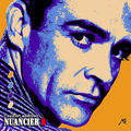 Nuancier pop'art B, Sean Connery