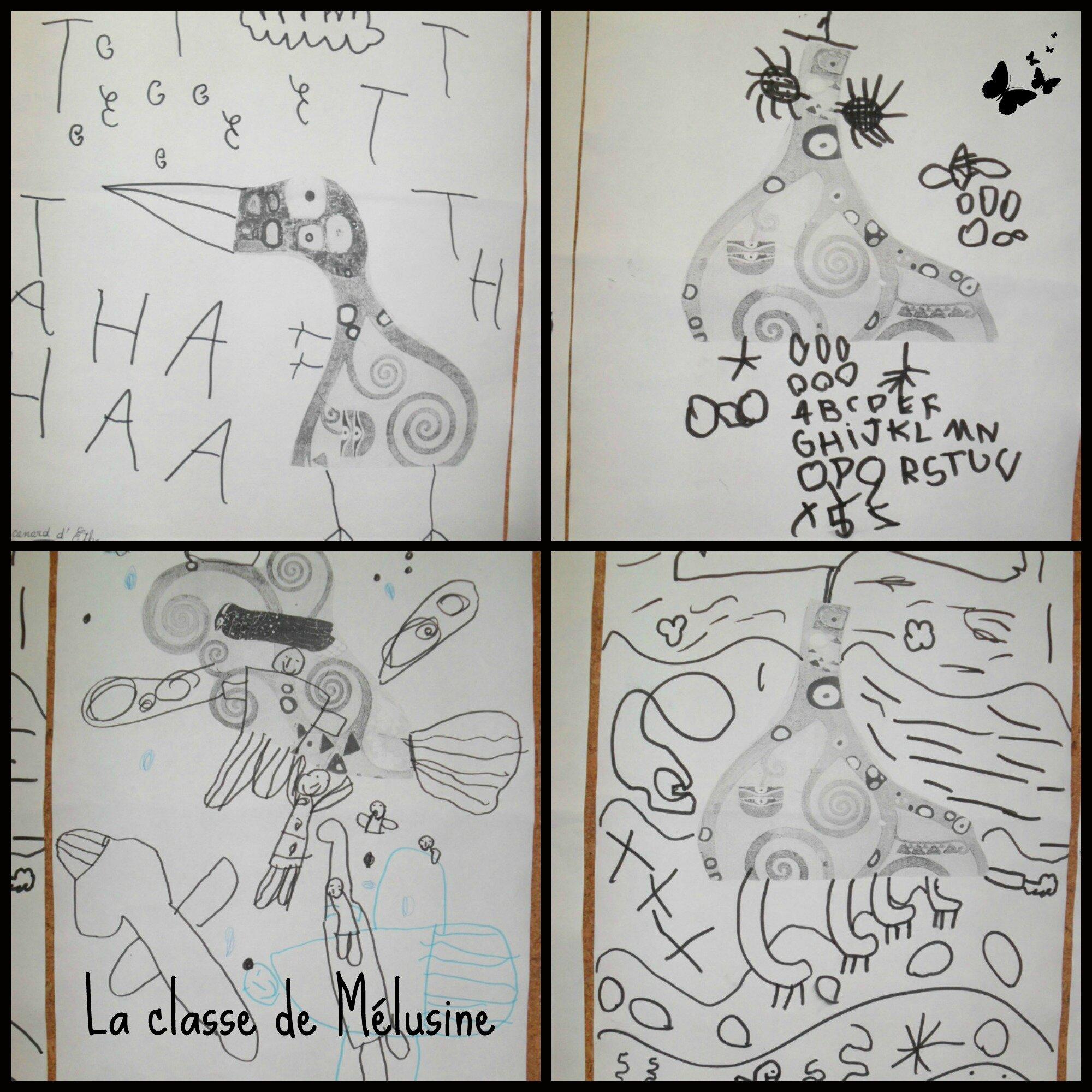 Klimt L Arbre De Vie Tableau découverte d'une oeuvre: l'arbre de vie de klimt - la classe