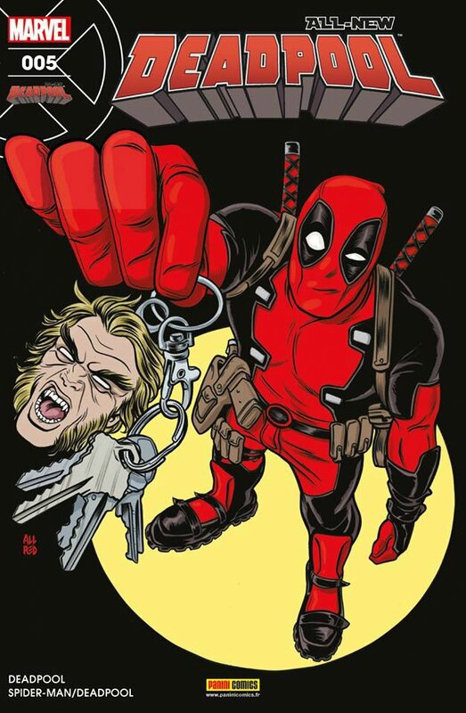 all new deadpool 05