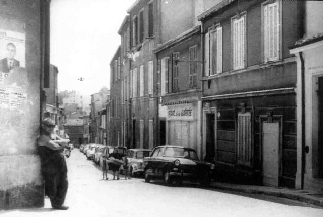 La Belle-de-Mai, rue Danton