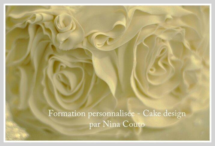 Formation Cake Design Mai 2015 5 Photo De Formation Wedding Cake