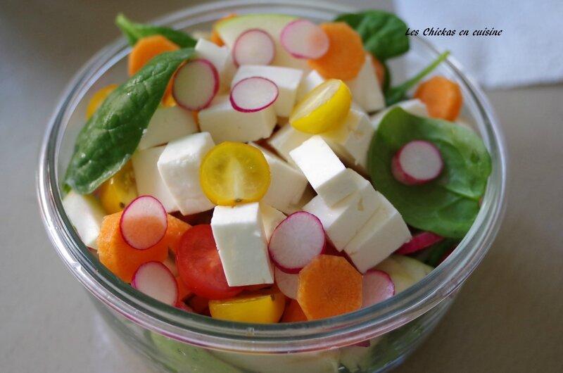 Salade d'épinards fraiche au feta (3)