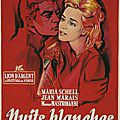 Nuits blanches . visconti. 1957.