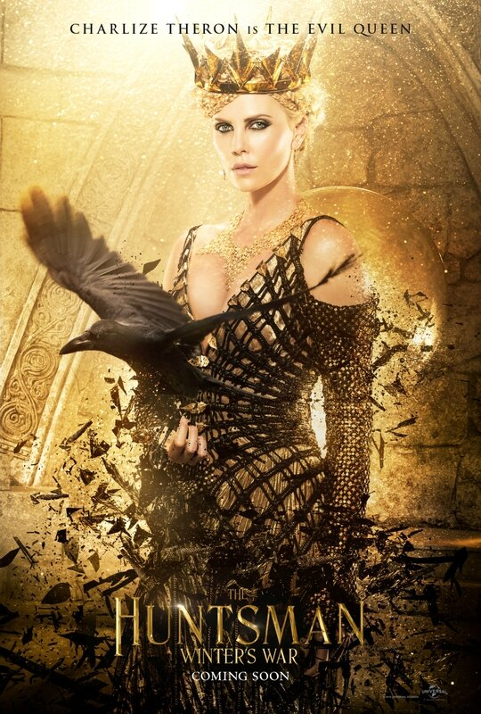 The Huntsman_Winter's War_The Evil Queen