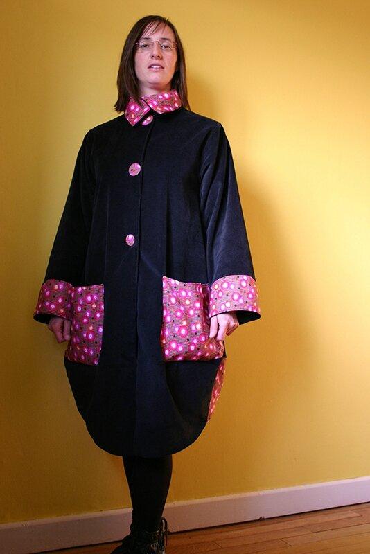 manteau poppins