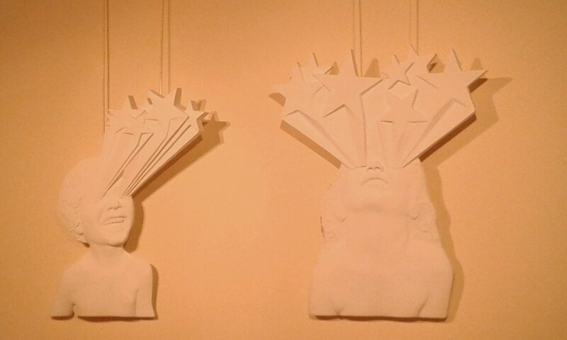sculpture sonia bazantay