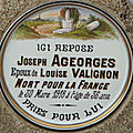 Ageorges joseph pierre (chassignolles) + 03/03/1918 gisors (27)