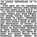 France-culture a 50 ans