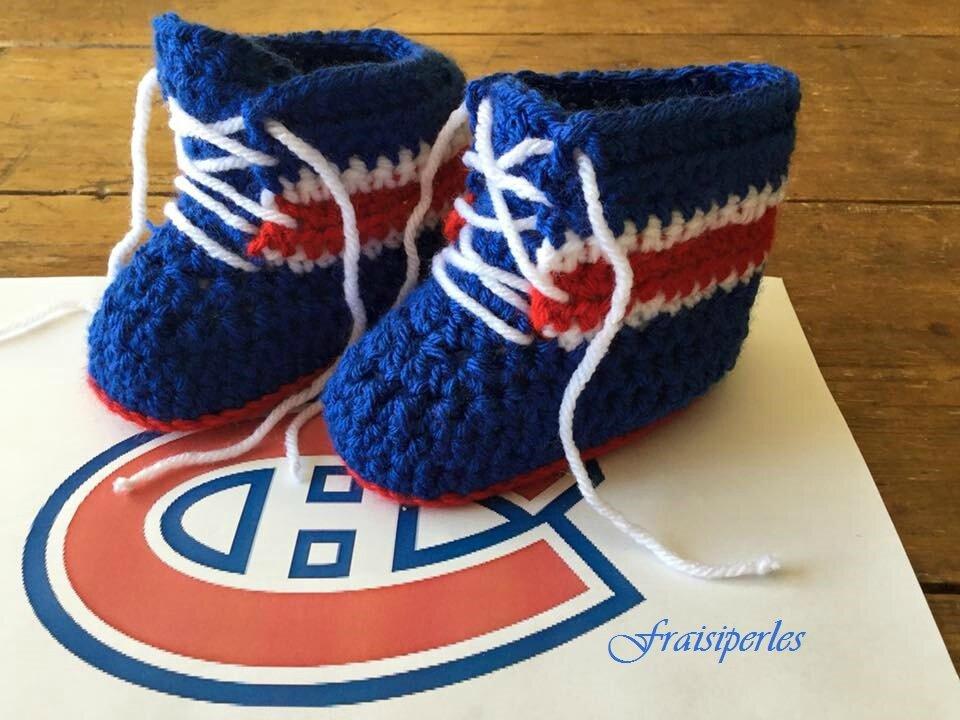Pantoufles canadiens de montreal